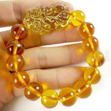 crystal bracelet price images Wholesale price 16new feng shui yellow crystal pi yao pi xiu jpg