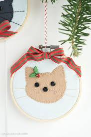 ornaments cat ornaments creative