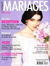 magazine mariage paru dans le magazine mariage stéphan amelinck photographe