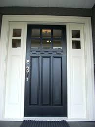 30 Exterior Door With Window 30 X 80 Exterior Door Left Outswing Slisports