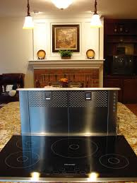 pop up kitchen vent great idea for an island a kitchen