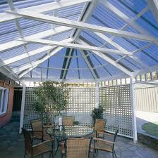 Clear Patio Roofing Materials by Plastic Polycarbonate Roofing Nz Clearlite Roofing Materials Nz