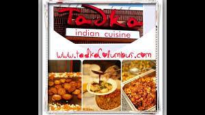 tadka indian restaurant columbus home columbus ohio menu
