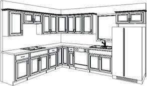 Designing Kitchen Cabinets Layout Design Kitchen Cabinets Design Cabinet Kitchen Kitchen Cabinet