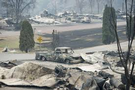 Wildfire Bc Satellite by B C Indigenous Communities Work To Keep Wildfires At Bay The