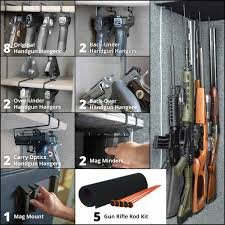 best place to buy gun cabinets gun storage solutions rifle rods handgun hangers gun