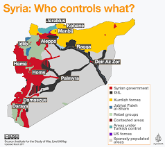 Likely Syrian Missile Targets In Google by Wretched Syria Synonym Of Agony Misery And Desolation Daily Times