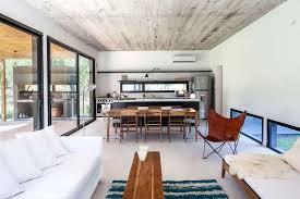 Modern Beach House Modern Beach House By Estudio Pka Homeadore