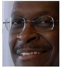 Herman Cain Meme - herman cain creepy smile meme generator
