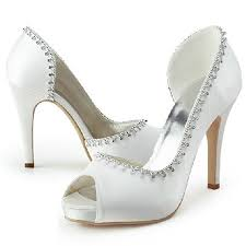 Wedding Shoes Peep Toe Cheap Peep Toe Shoes Bridal Find Peep Toe Shoes Bridal Deals On