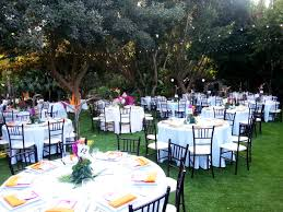 outdoor wedding venues san diego garden receptions paradise falls weddings