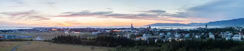 Sunset Reykjavik by Reykjavík Wikiwand