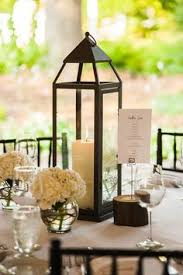 lantern centerpieces wedding at wychmere club club