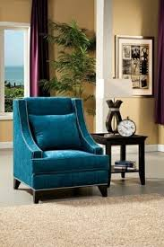 Teal Blue Accent Chair Upholstered Accent Chairs With Arms Foter