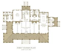 Carolina Country Homes Floor Plans Carolina Homes House Plans