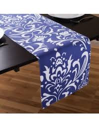 Navy Blue Table Runner Table Runners Dining