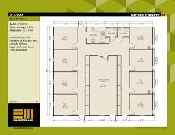 Municipal Hall Floor Plan by Ellis Modular Buildings Office Facilities Floor Plans