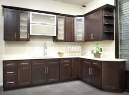 kitchen base cabinets ebay details about 10 x 10 java shaker kitchen cabinets