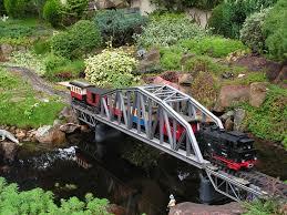 g scale garden railway layouts models