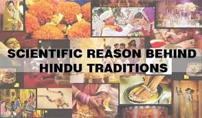 3 answers what are some scientific reasons indian customs