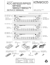 kenwood kdc mp149 wiring diagram kenwood wiring diagrams collection