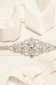 wedding sash bridal sashes wedding dress belts david s bridal