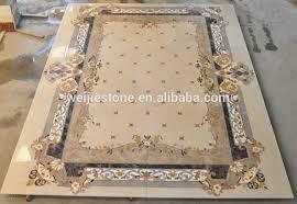 marble medallion inlay flooring marble waterjet medallion