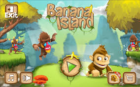 banana island u2013monkey kong run android apps on google play