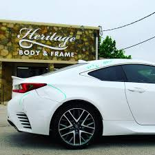 lexus of austin austin tx collision repair and body shop heritage body and frame