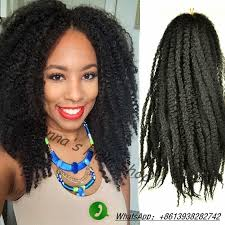 difference between afro twist and marley hair find more bulk hair information about 16 afro kinky braiding
