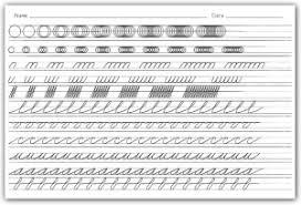 16 best images of cursive handwriting worksheets 4th grade