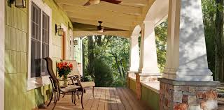 bungalow style front porch commonwealth home design