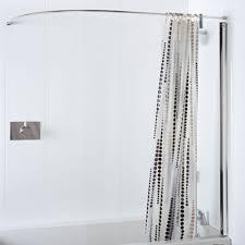 corner bath shower screen corner bathtub and shower ideal corner bath shower curtain rail corner bath rail shower curtain shower screen rail nujits com