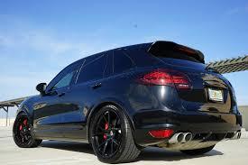 porsche turbo wheels black porsche cayenne turbo on velos s3 wheels velos designwerks