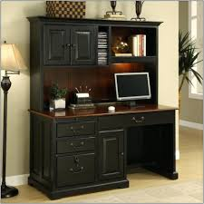 Wooden Computer Desk With Hutch by Desks Sauder Beginnings Computer Desk With Hutch Desk Hutch Dorm