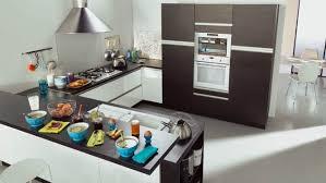 cuisine design en u cuisine en u ouverte sur salon simple cuisine ouverte sur