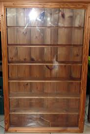 Wooden Wall Display Cabinets Mullock U0027s Auctions Display Cabinet Pine Wood Wall Hanging