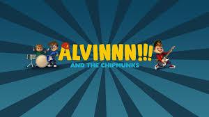 alvin chipmunks