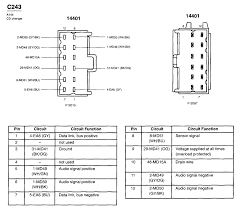 need the 12 pin pinout for a clarion cd changer