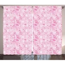 Interior Design With Flowers Paisley Curtains You U0027ll Love Wayfair