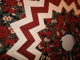 quilting tutorials a free tree skirt pattern