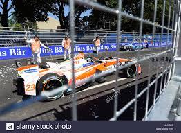 renault mahindra july 29 2017 mahindra racing pilot nick heidfeld 23 driving by
