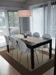 Target Metal Dining Chairs Militariart Com by Seagrass Chairs Ikea Dining Room Rear View Of Enchanting Seagrass