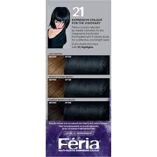 shades of purples l u0027oreal paris feria multi faceted shimmering color walmart com