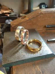 handmade wedding rings handmade wedding bands phillips jewellery