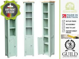 Tall Narrow Bookcases by Bordeaux F U0026b Painted Tall Narrow Bookcase With Cupboard