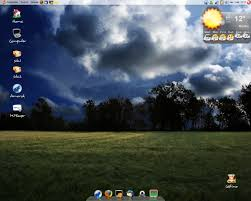 Awn Linux Caratteri True Type Linux Desktop Cool Screenlets Awn Manager