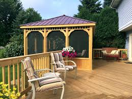 Sunjoy Tiki Gazebo by Interior Small Wooden Gazebo Sunjoy Gazebos For Sale Enclosed