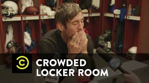 crowded locker room youtube