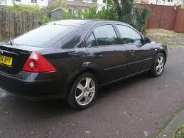 renault megane 2004 black ford mondeo 1 8 zetec petrol 2004 black